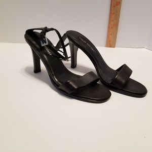 Colin Stuart heels with ankle strap